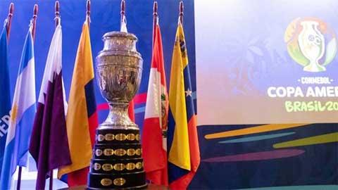 Copa America: Vẫn sẽ là lễ hội đầy màu sắc