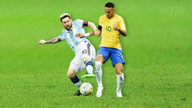 Messi và Neymar vẫn sẽ là những ngôi sao sáng nhất Copa America
