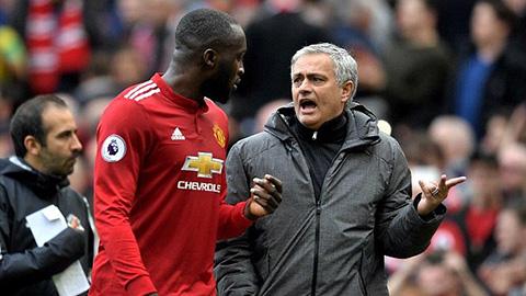 Mourinho chỉ ra lý do Lukaku thất bại ở Chelsea và MU