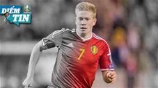 Điểm tin EURO 12/6: De Bruyne vắng mặt ở trận ra quân gặp Nga