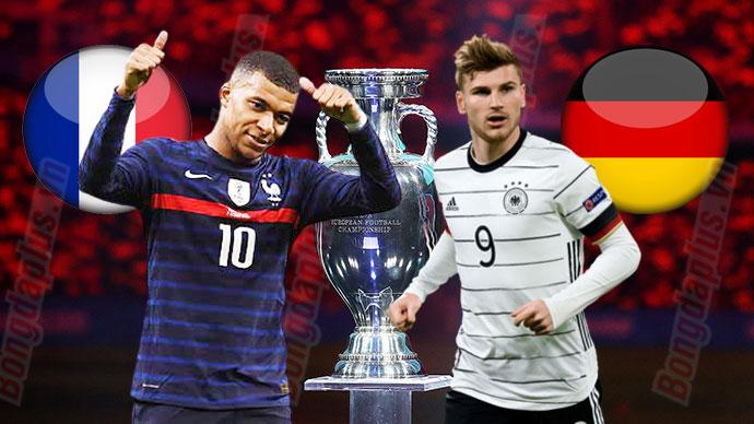 Nhận định bóng đá Pháp vs Đức, 02h00 ngày 16/6: Thần công nhả đạn