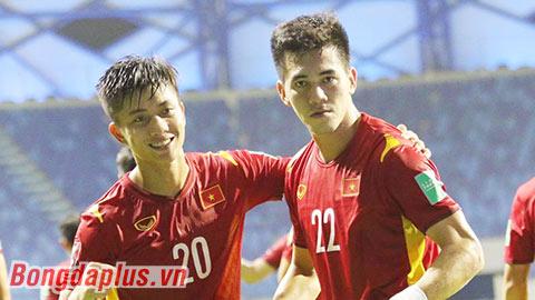 Đội tuyển Việt Nam sớm tạo dấu mốc lịch sử ở vòng loại World Cup
