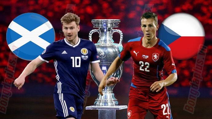 Nhận định bóng đá Scotland vs CH Czech, 20h00 ngày 14/6: Pha lê dễ vỡ