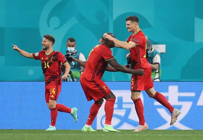 Bỉ vẫn chưa bung hết sức