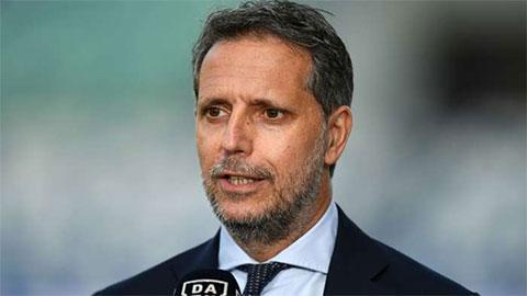 Tottenham có giám đốc thể thao mới