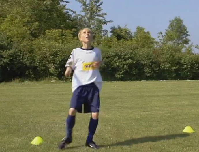 Eriksen đã gây ấn tượng từ khi còn là cậu nhóc