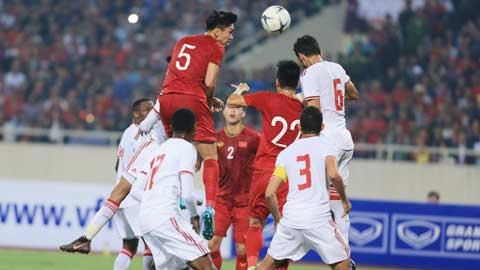 ĐT UAE thận trọng trước Việt Nam