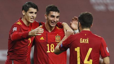 Oxbet đưa tin Tây Ban Nha vs Thụy Điển, 02h00 ngày 15/6: