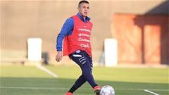 Dính chấn thương, Sanchez lỡ vòng bảng Copa America
