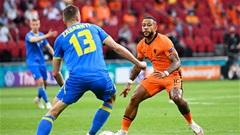 Trực tiếp Hà Lan 0-0 Ukraine (Hết hiệp 1)