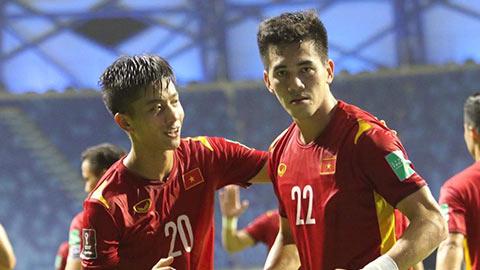Dự đoán đội hình UAE vs Việt Nam: Quang Hải & Văn Toàn trở lạ