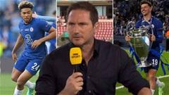 Lampard tiếc nuối gì sau khi Chelsea giành chức vô địch Champions League?