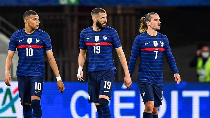 Đội hình dự kiến Pháp vs Đức: Bài test cho Griezmann, Mbappe, Benzema