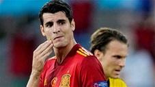 Khoảnh khắc EURO 2020: Ngày buồn của Alvaro Morata