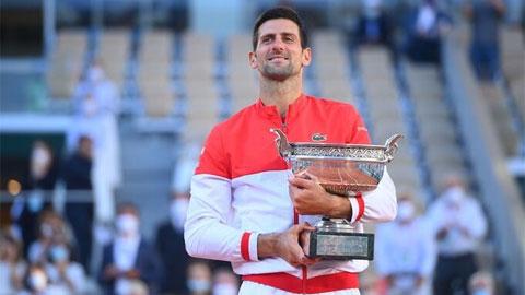 Djokovic tham vọng đoạt cả bốn Grand Slam mùa 2021