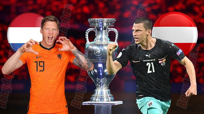 Nhận định bóng đá Hà Lan vs Áo, 02h00 ngày 18/6: Lốc cam lại càn quét
