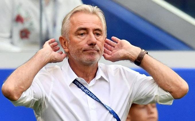 HLV Bert van Marwijk từng nếm trải thất bại trước Việt Nam ở lượt đi vòng loại World Cup 2022