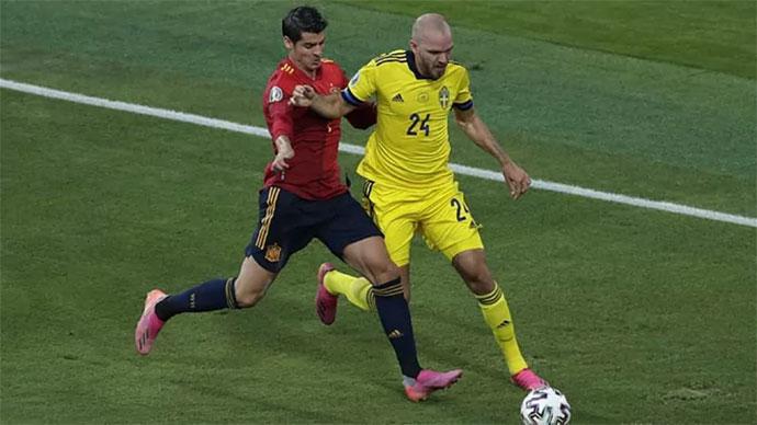 Điểm nhấn Tây Ban Nha 0-0 Thụy Điển: Enrique đặt niềm tin nhầm chỗ