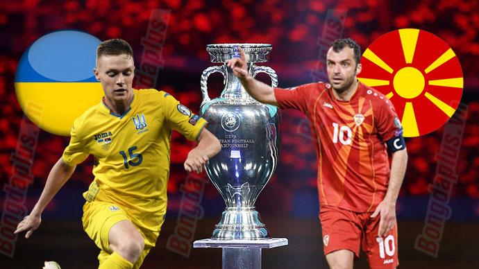 Nhận định bóng đá Ukraine vs Bắc Macedonia, 20h00 ngày 17/6: Vùi dập tân binh