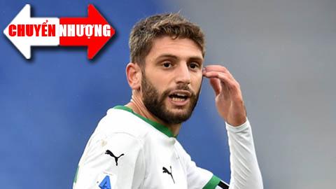 Tin chuyển nhượng 15/6: Toả sáng ở EURO 2020, Berardi được Man United hỏi mua