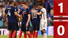 Pháp vs Đức: 1-0, 'tội đồ' Mats Hummels