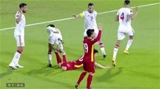 Trọng tài Iraq 'cướp' quả penalty của đội tuyển Việt Nam