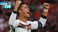 Điểm tin EURO 16/6: Ronaldo đi vào lịch sử EURO