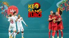 KÈO sáng EURO 2020 ngày 17/6: Bỉ sẽ có thêm 1 chiến thắng nữa trước Đan Mạch