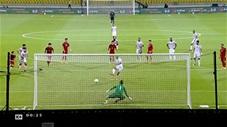 Ali Makhout thực hiện thành công quả 11m (UAE 2-0 Việt Nam)