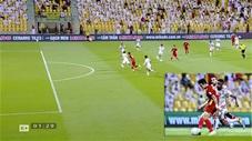Tiến Linh ghi bàn vào lưới UAE sau màn phối hợp cực kỳ đẹp mắt của ĐT Việt Nam