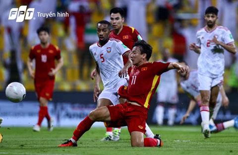 Đội tuyển Việt Nam vẫn luôn khiến người hâm mộ bất ngờ vì sự tiến bộ không ngừng