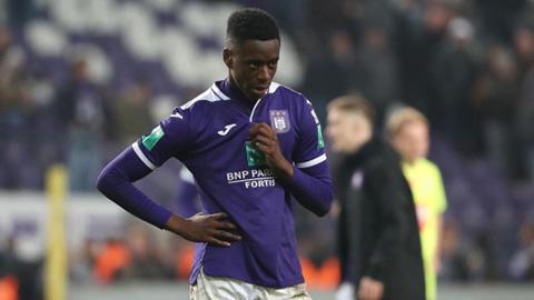 Arsenal bị Anderlecht từ chối bán Albert Sambi Lokonga