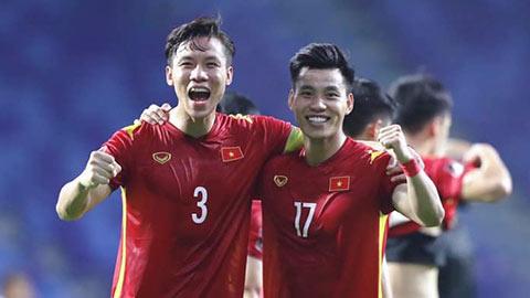 ĐT Việt Nam thiết lập 2 kỷ lục Đông Nam Á tại vòng loại World Cup