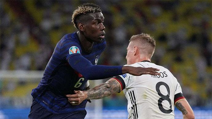 Chấm điểm Pháp 1-0 Đức: Ngả mũ trước Pogba và Mbappe