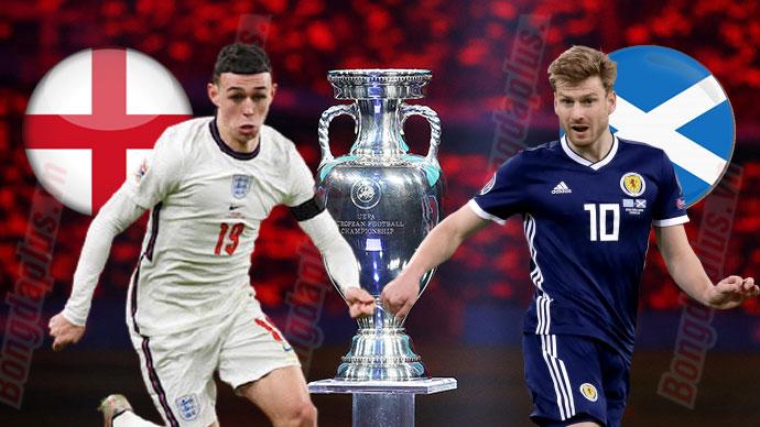 Nhận định bóng đá Anh vs Scotland, 02h00 ngày 19/6: Vị thế đàn... Anh