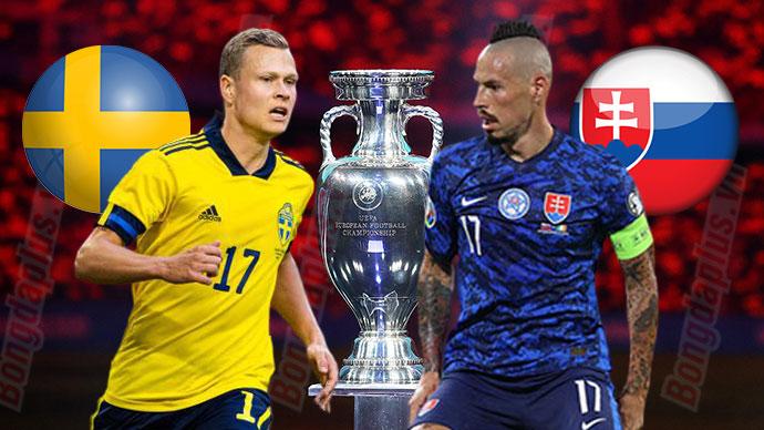 Nhận định ĐT Thụy Điển vs ĐT Slovakia, 20h00 ngày 18/6: Dĩ hòa vi quý