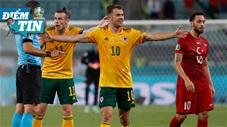 Điểm tin EURO 17/6: Bale - Ramsey thiết lập cột mốc đáng nhớ