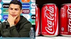 Ronaldo khiến nhà tài trợ EURO 2020 mất 4 tỷ USD chỉ trong 4 giây