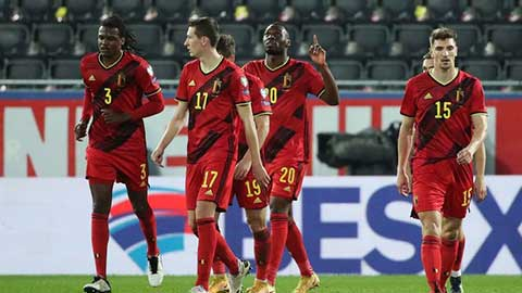 ĐT Bỉ sẽ dừng thi đấu ở phút thứ 10 trận gặp Đan Mạch để động viên Eriksen