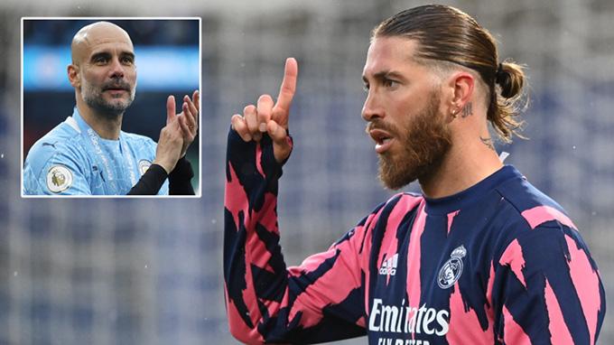 Guardiola sẽ gạt sang một bên hiềm khích để làm việc cùng Ramos?