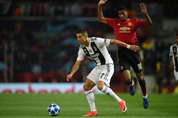 Rashford lấy Ronaldo làm hình tượng cho mình phấn đấu