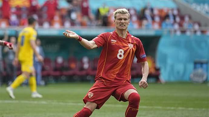 """Tường thuật Ukraine 2-1 Bắc Macedonia<span class=""""lived""""></span>"""