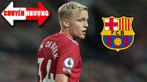 Tin chuyển nhượng 17/6: Van de Beek tự ứng cử với Barca
