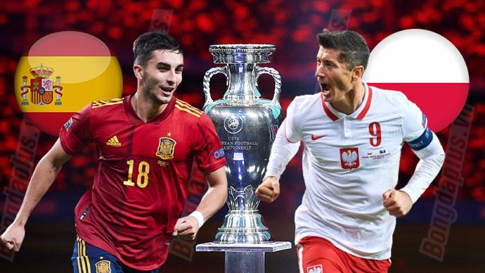 Nhận định bóng đá  Tây Ban Nha vs Ba Lan, 02h00 ngày 20/6: Thay đổi để chiến thắng