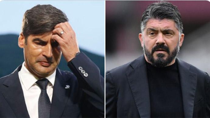 Tottenham không bổ nhiệm Fonseca, đàm phán với Gattuso - mega 645