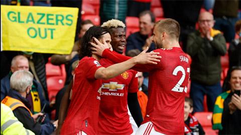 Lịch thi đấu của Man United ở Premier League 2020/21: Tháng 10 & 11 ''tử thần''