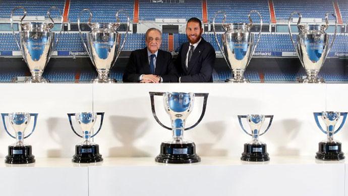 Lý do Sergio Ramos rời Real Madrid