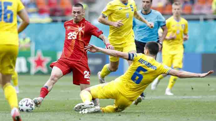 Cục diện bảng C Euro 2020: ĐT Bắc Macedonia là đội đầu tiên bị loại