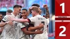 Đan Mạch vs Bỉ: 1-2, De Bruyne toả sáng rực rỡ
