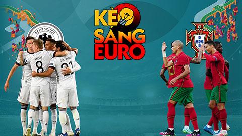 KÈO sáng EURO 2020 ngày 19/6:  Đầu tư cửa nào trận Đức vs Bồ Đào Nha?